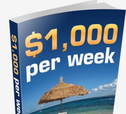 can you make $1000 per week online | Bali SEO & Marketing